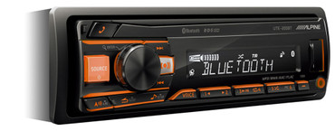 Alpine UTE-200BT - DIGITAL MEDIA RECEIVER MIT BLUETOOTH® – Bild 1
