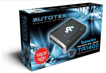 AUTOTEK TA1400 Mono Class A/B Analog Amplifier – Bild 2