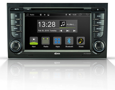 RADICAL R-C10AD2 Audi A4 Infotainment Android T8