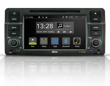 RADICAL R-C10BM1 BMW E46 Infotainment Android T8