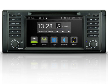 RADICAL R-C10BM3 BMW E39 Infotainment Android T8