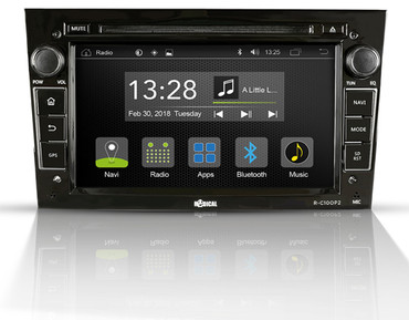 RADICAL R-C10OP2 Opel Infotainment Android T8