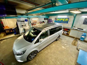 Die smarte Solaranlage für Mercedes Marco Polo, Horizon, Activity (W447) ab BJ2014 autark Solarstrom für deinen Camper - inkl. Einbau – Bild 7