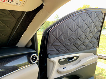 Fahrerhaus-Isolierung - Magnet-Thermomatte für Mercedes Marco Polo, Horizon, Activity (W447) & Mercedes V-Klasse / Vito ab BJ2014 – Bild 5