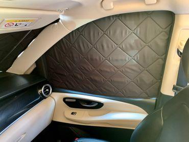 Fahrerhaus-Isolierung - Magnet-Thermomatte für Mercedes Marco Polo, Horizon, Activity (W447) & Mercedes V-Klasse / Vito ab BJ2014 – Bild 8