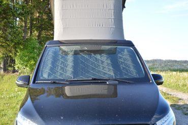 Fahrerhaus-Isolierung - Magnet-Thermomatte für Mercedes Marco Polo, Horizon, Activity (W447) & Mercedes V-Klasse / Vito ab BJ2014 – Bild 17