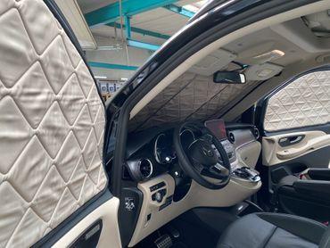 Fahrerhaus-Isolierung - Magnet-Thermomatte für Mercedes Marco Polo, Horizon, Activity (W447) & Mercedes V-Klasse / Vito ab BJ2014 – Bild 16