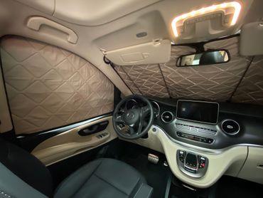 Fahrerhaus-Isolierung - Magnet-Thermomatte für Mercedes Marco Polo, Horizon, Activity (W447) & Mercedes V-Klasse / Vito ab BJ2014 – Bild 10