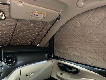 Fahrerhaus-Isolierung - Magnet-Thermomatte für Mercedes Marco Polo, Horizon, Activity (W447) & Mercedes V-Klasse / Vito ab BJ2014 – Bild 9