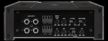 Helix M FOUR 4 Kanel Auto Verstärker 4 x 100 Watt RMS – Bild 2