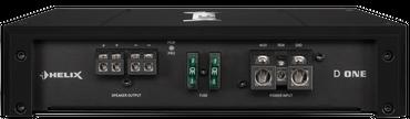 Helix D ONE 1 Kanal Auto Verstärker 530 Watt RMS – Bild 3