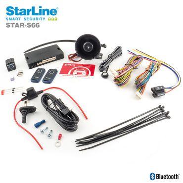 STARLINE CAN-Bus Alarmsystem mit WFS, GSM, TAG (2x) [inkl. Montage] – Bild 7