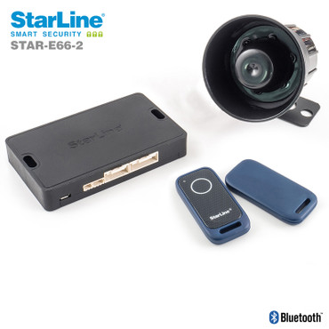 STARLINE CAN-Bus Alarmsystem mit WFS, TAG (2x) [inkl. Montage] – Bild 1