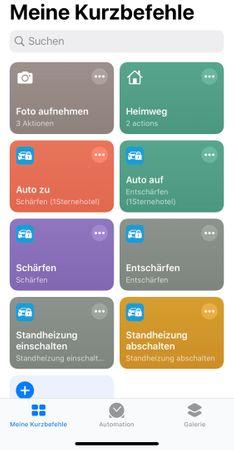 Die smarte Standheizungsteuerung, Alarmanlage, Ortung, Wegfahrsperre, per App für Mercedes Marco Polo (W447) ab BJ2014 – Bild 4