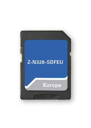 Zenec Z-N328 16 GB microSD Karte mit EU-Karte 47 Länder