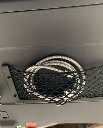Stretchnetz für Heckklappe des Mercedes Marco Polo (2 Stück) – Bild 5