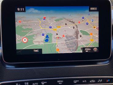 Camper und Wildcamper POI`s & Warner für Mercedes V Klasse, Marco Polo & Horizon mit Audio 20 / NTG5 Navigationssystem – Bild 1