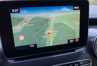 Camper und Wildcamper POI`s & Warner für Mercedes Marco Polo / Horizon mit Audio 20 / NTG5 Navigationssystem – Bild 2