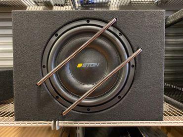 ETON Move M10FLAT im 14,5 L geschlossenem Gehäuse – Bild 1