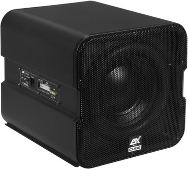 ESX V1600A VISION AKTIV SUBWOOFER CUBE - The POWER CUBE  – Bild 3