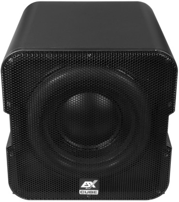 ESX V1600A VISION AKTIV SUBWOOFER CUBE - The POWER CUBE  – Bild 4