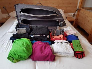 VanEssa Packtasche für den Mercedes Marco Polo, Horizon, Activity Beifahrerseite – Bild 3