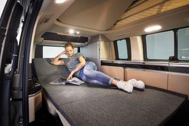Froli Schlafauflage für das untere Bett des Mercedes V-Klasse Marco Polo W447 ab BJ.2014 – Bild 1