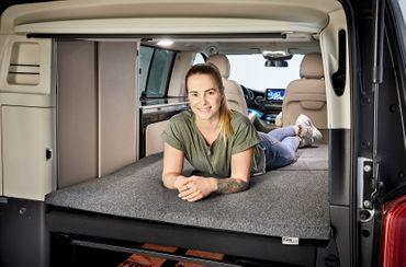 Froli Schlafauflage für das untere Bett des Mercedes V-Klasse Marco Polo W447 ab BJ.2014 – Bild 2