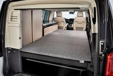 Froli Schlafauflage für das untere Bett des Mercedes V-Klasse Marco Polo W447 ab BJ.2014 – Bild 3
