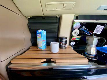 Bialetti Moka Express Aluminium-Espressokocher perfekt zum Campen mit dem Mercedes Marco Polo – Bild 3
