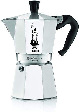 Bialetti Moka Express Aluminium-Espressokocher perfekt zum Campen mit dem Mercedes Marco Polo – Bild 7