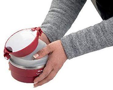 Faltbarer Wasserkocher 0,8 L Reisewasserkocher 230V perfekt für den Mercedes Marco Polo – Bild 5