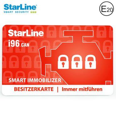 STARLINE CAN-Bus Wegfahrsperre ohne TAGs [inkl. Montage] – Bild 11