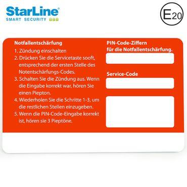 STARLINE CAN-Bus Wegfahrsperre ohne TAGs [inkl. Montage] – Bild 10