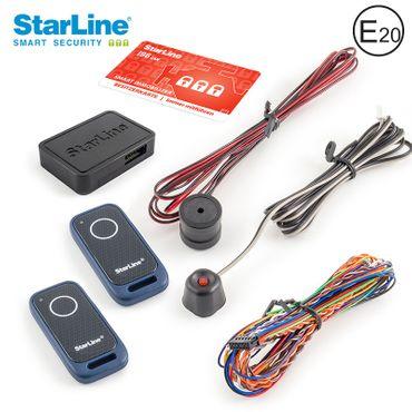 STARLINE CAN-Bus Wegfahrsperre mit Bluetooth TAG (2x) [inkl. Montage] – Bild 2