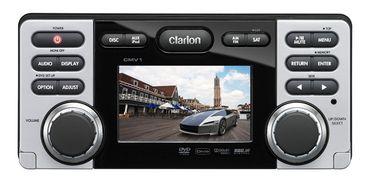 Clarion CMV1 DVD/CD/MP3/WMA/AAC Marine Steuergerät mit USB Schnittstelle und IPOD Direktsteuerung