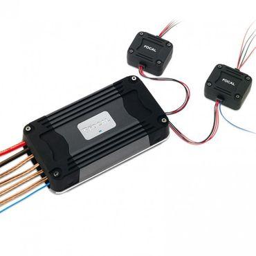 Focal FD4.350 4-Kanal-Verstärker 4 x 58 Watt – Bild 1