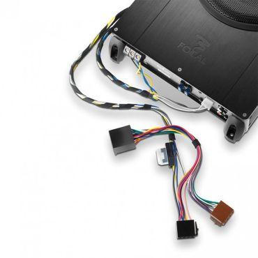 Focal IBUS20 - Focal Integration IBUS 20 Untersitz-Aktivsubwoofer – Bild 2