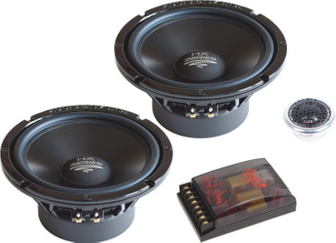 Audio System HX 165 Dust-4 EVO HX-SERIES DUST 2-Wege Doppelkompo