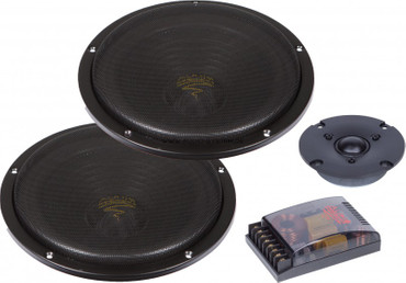 Audio System X4/20 X--ION-SERIES 2-Wege Doppelkomposystem