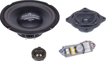 Audio System X200-GolfV X--ION-SERIES 3-Wege Spezial Front System
