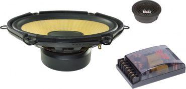 Audio System X507 X--ION-SERIES 2-Wege Spezial System