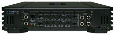 CRUNCH GRAVITY 4CH AMP GTX-4600 – Bild 3