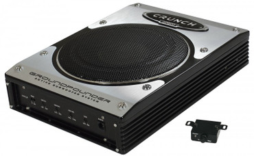 CRUNCH Active Subwoofer System GP800 – Bild 1