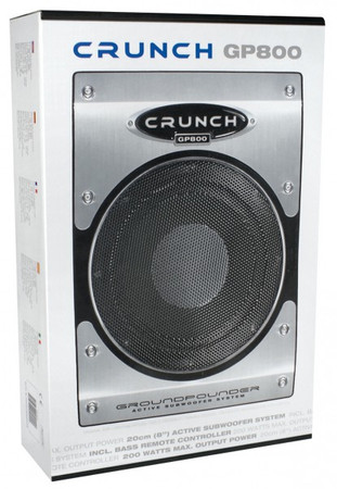 CRUNCH Active Subwoofer System GP800 – Bild 4