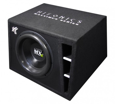 HIFONICS Bassreflex Gehäuse-Sub MXZ-12R – Bild 2