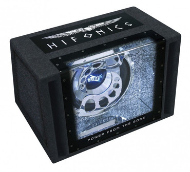 HIFONICS SINGLE BANDPASS BXi12-BP
