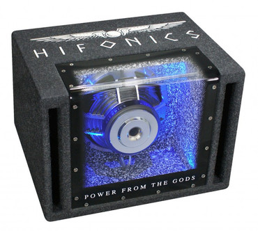 HIFONICS SINGLE BANDPASS TX8-BPi