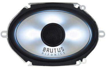 "HIFONICS BRUTUS Koax 6x8"" BX-682i – Bild 1"