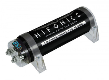 HIFONICS Pufferelko 1 Farad HFC1000 – Bild 1